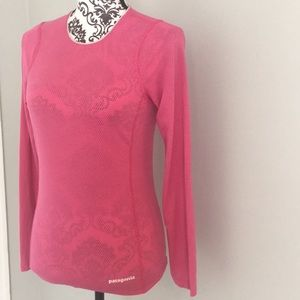 Patagonia Light Thermal Long Sleeve Top Size XS